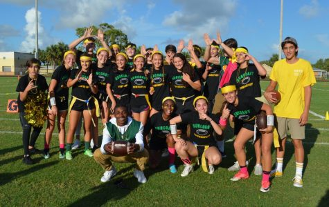 2017 Powderpuff Game
