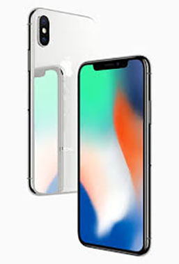 IPHONE X HITS STORES