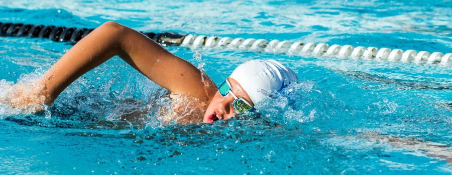 SWIMMING INTO STATES