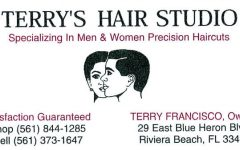TERRY'S HAIR STUDIO