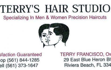 TERRY'S HAIR STUDIO
