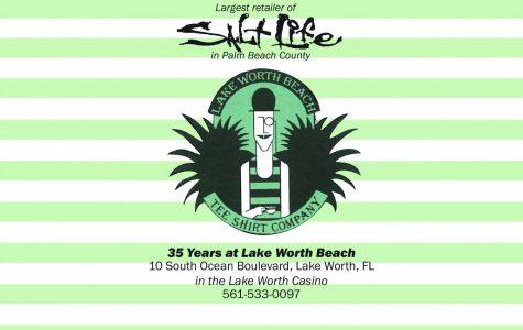 LAKE WORTH BEACH TEE SHIRT COMPANY