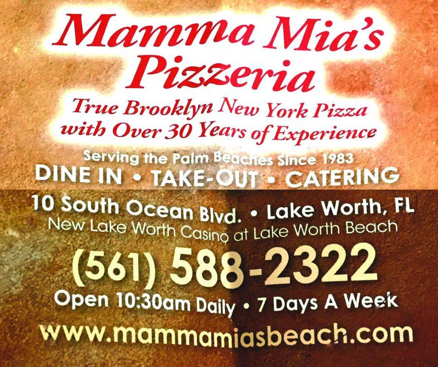 MAMMA+MIA%27S+PIZZERIA