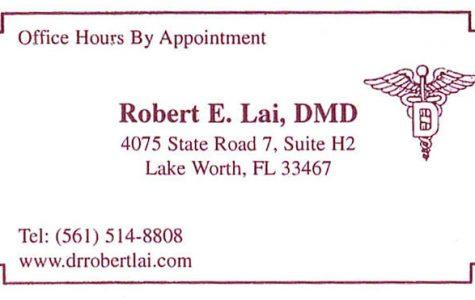 ROBERT E. LAI