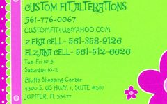 CUSTOM FIT ALTERATIONS