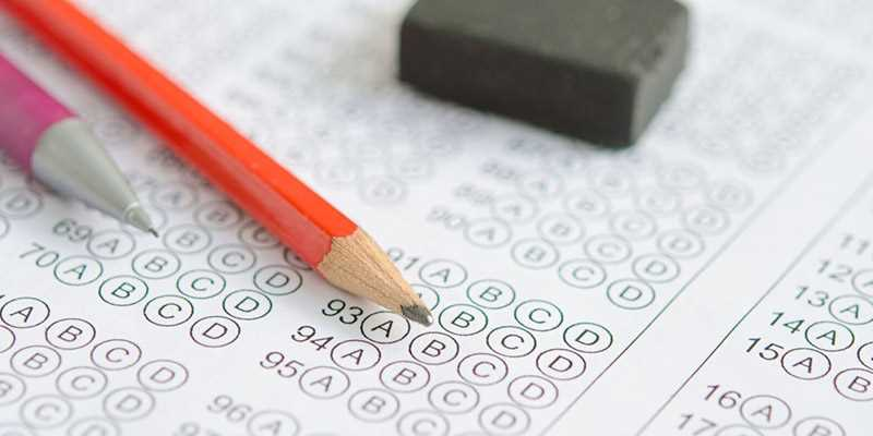 STANDARDIZED TESTING NO MORE