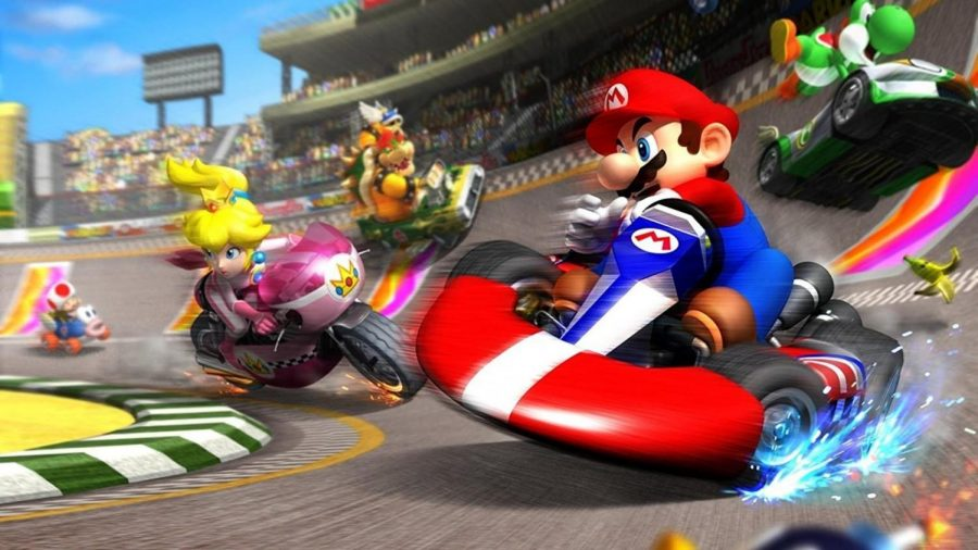 MARIO KART ARRIVES ON SMARTPHONES