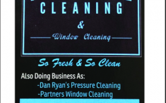 PRESSURE CLEANING & WINDOW CLEANING