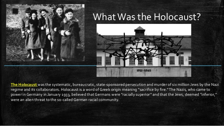 HOLOCAUST+ASSEMBLY